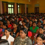 Career Guidance Program organised by the Chamber of Commerce Rathnapura