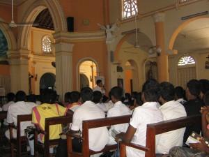 Church at Kadana