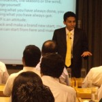 Sampath Bank_Motivational Training for Regional Office Staff